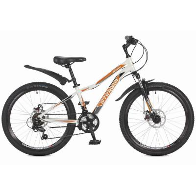 Велосипед Stinger Boxxer D 14'', белый