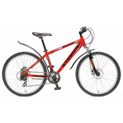 Велосипед Stinger Aragon 220D сталь, хард. 18 TZ30/TY21/TS50