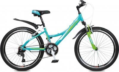 Велосипед Stinger Galaxy 11'' алюм. хардт. зеленый