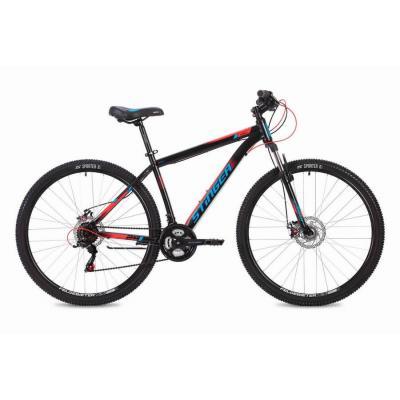 Велосипед Stinger Caiman D, 18 черный (2020)