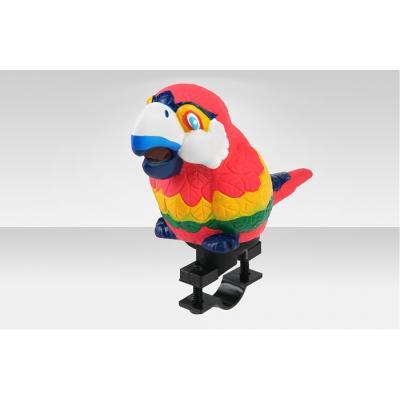 Клаксон СВ-3056,детский (попугай)