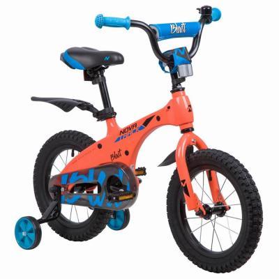Велосипед NOVATRACK 16'',BLAST, оранжевый