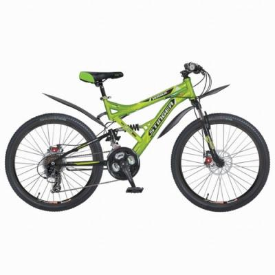 Велосипед Stinger Versus V-brake ,21-ск., 20'' сталь,