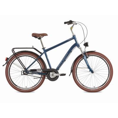 Велосипед Stinger Toledo, алюм. 3-ск., 20 синий