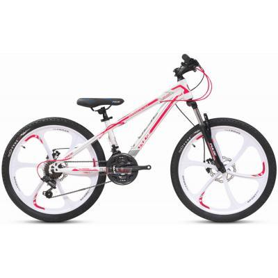 Велосипед PULSE MD 200L бело/красный, литые