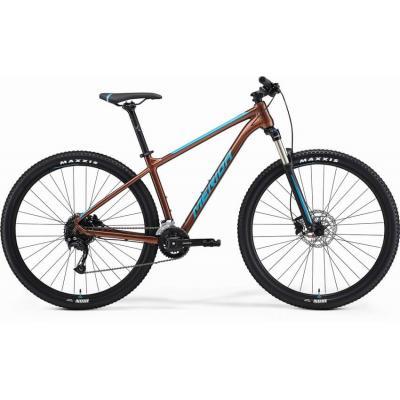 Велосипед Merida Big Nine 100-2х 20''XL '21 Bronze/Blue (29'')