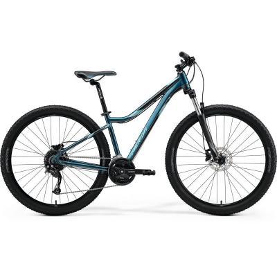 Велосипед Merida Matts 7.30 17''M '21 Blue/Teal (27,5'')