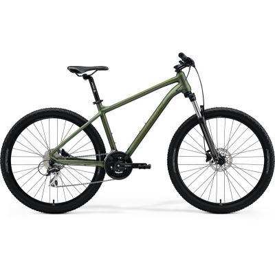 Велосипед Merida Big 7 20 15''S '21 MattFogGreen/MossGreen (27,5'')