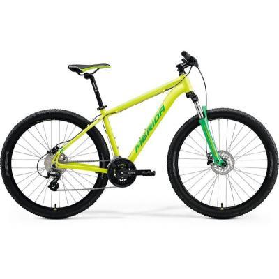 Велосипед Merida Big 7 15 15''S '21 SilkLime/Green (27,5'')