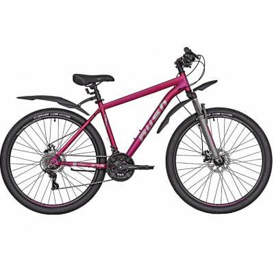 Велосипед RUSH HOUR RX 705 Disc ST 16'' 21ск фиолетовый