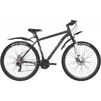 Велосипед RUSH HOUR XS 925 Disc AL 19'' 21ск черный