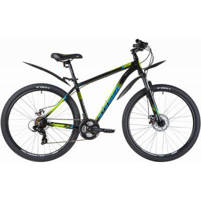 Велосипед Stinger ELEMENT EVO 14'',черный (2021)