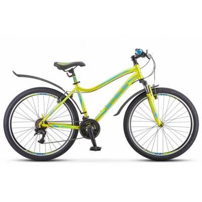 Велосипед Stels Miss-5000 V 17 золотистый арт.V041