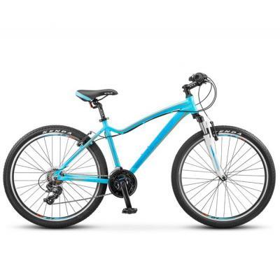 Велосипед Stels Miss-6000 V 17 Голубой арт.K010