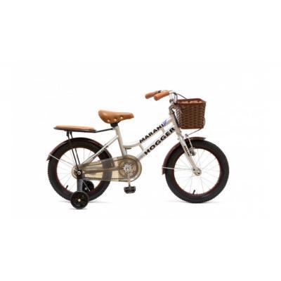 Велосипед HOGGER 'MARANI' сталь, кремовый