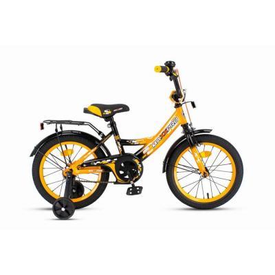 Велосипед MAXXPRO-18-3 оранжево-черный