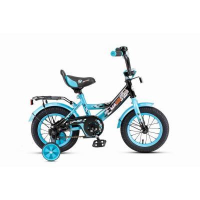 Велосипед MAXXPRO-М12-4 сине-черный