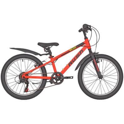 Велосипед Cubus 20-30 6ск. черно/красный