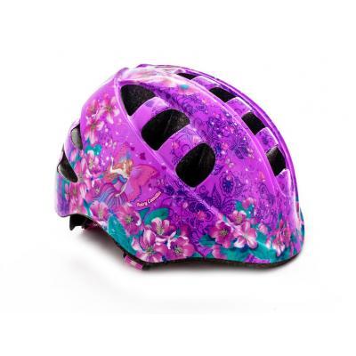 Шлем детский М(52-56) VSH 8 фиолет-фея