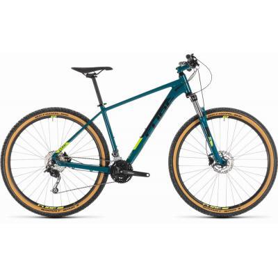 Велосипед CUBE AIM SL 29 pinetree'n'flashyellow 19'' 19