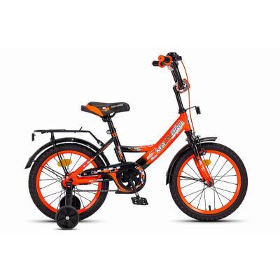 Велосипед MAXXPRO-М16-3 оранжево-черный