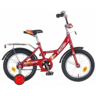 Велосипед NOVATRACK 18'',Vector, красный
