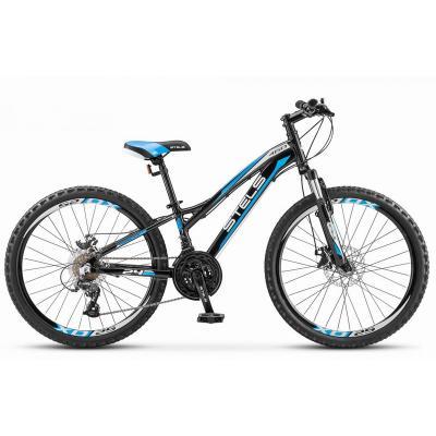 Велосипед Stels Navigator-460 MD 11'' темно-синий арт. V021