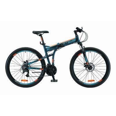 Велосипед Stels Pilot-950 MD 17.5 темно-синий арт. V010
