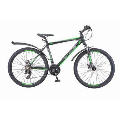 Велосипед Stels Navigator-620 МD 17 антрацитовый арт.V010