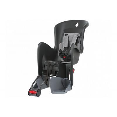 Кресло дет.Polisport BILBY MAXI RS крепл. на подсед. black/dark grey 8632500003