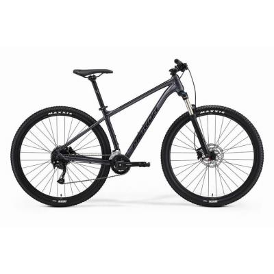 Велосипед Merida Big Nine 100-2х 20''XL '21 Antracite/Black (29'')
