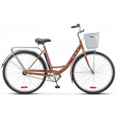 Велосипед Stels Navigator-345 20 арт.Z010 темно-оливковый