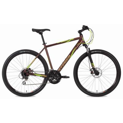 Велосипед Stinger Campus Evo 52 коричневый'