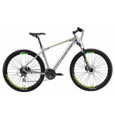 Велосипед Welt Rockfall 1.0 27 '19 matt grey/green S