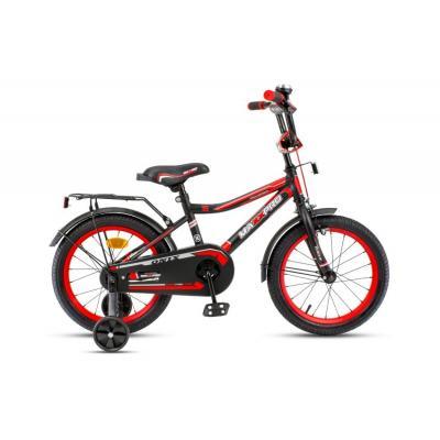 Велосипед MaxxPro ONIX-М20-1 матовый черно-красный
