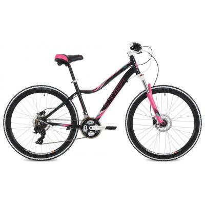 Велосипед Stinger Vesta Pro, 17'',черный