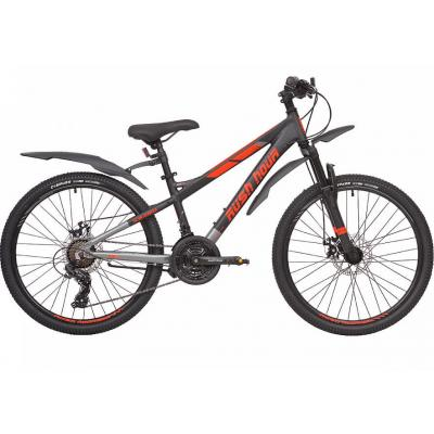 Велосипед RUSH HOUR XS 450 Disc AL 13'' 21ск синий