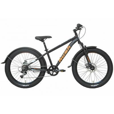 Велосипед RUSH HOUR XS 430 BOOST Disc ST 14'' 6ск