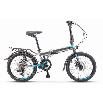 Велосипед Stels Pilot-630 MD хром арт.V010