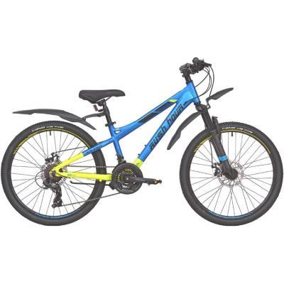 Велосипед RUSH HOUR XS 650 Disc AL 16'' 21ск синий