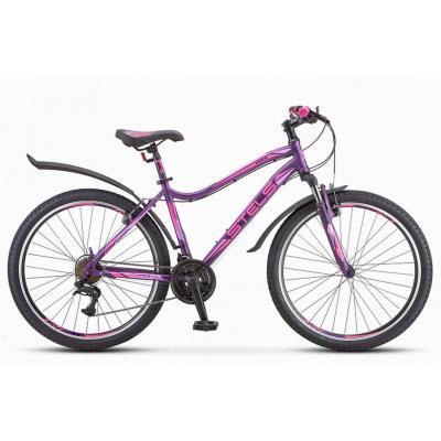 Велосипед Stels Miss-5000 V 17 Пурпурный артV041