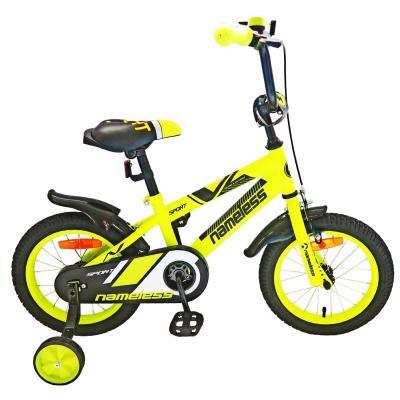 Велосипед Nameless SPORT, желтый/черный