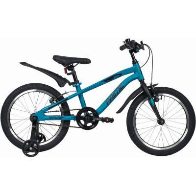 Велосипед 18 Вел-д NOVATRACK 18'',PRIME, алюм, синий