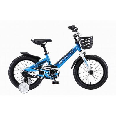 Велосипед STELS Pilot-150 9 синий арт.V010