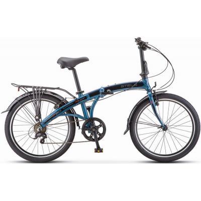 Велосипед Stels Pilot-760 серый/красный артV010