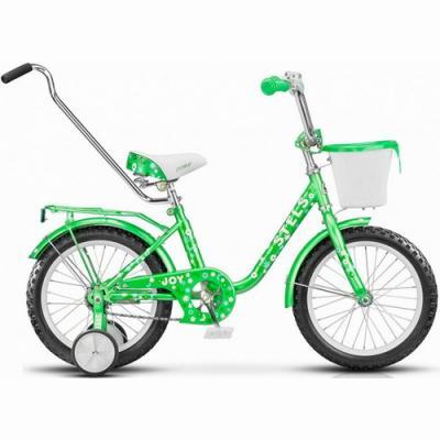 Велосипед STELS Joy арт 15р зеленый
