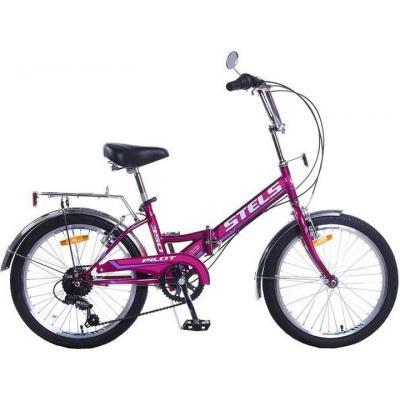 Велосипед Stels Pilot-350 13 арт.Z011 фиолетовый