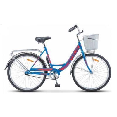 Велосипед STELS Navigator-245 19'' синий/красный арт.Z010