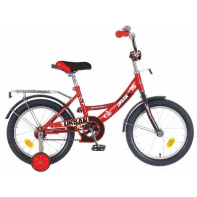 Велосипед NOVATRACK 16'',URBAN,RD6 красный
