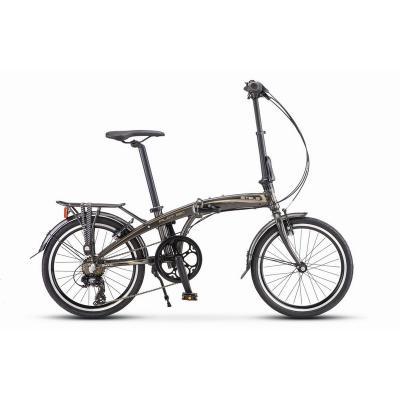 Велосипед Stels Pilot-650 коричневый артV010